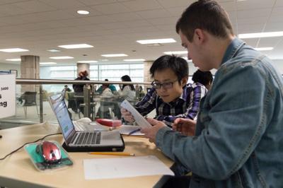 Let's Talk: Keys to surviving college