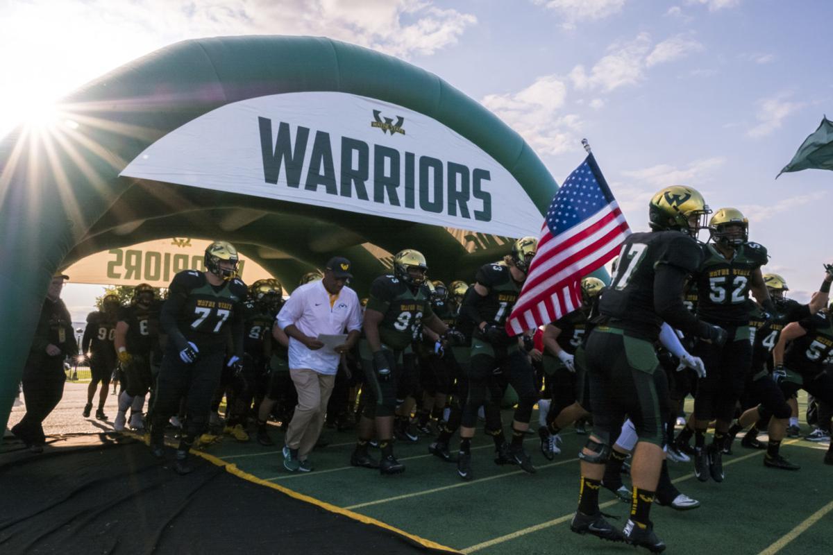 WSU football ready for season opener versus Walsh University