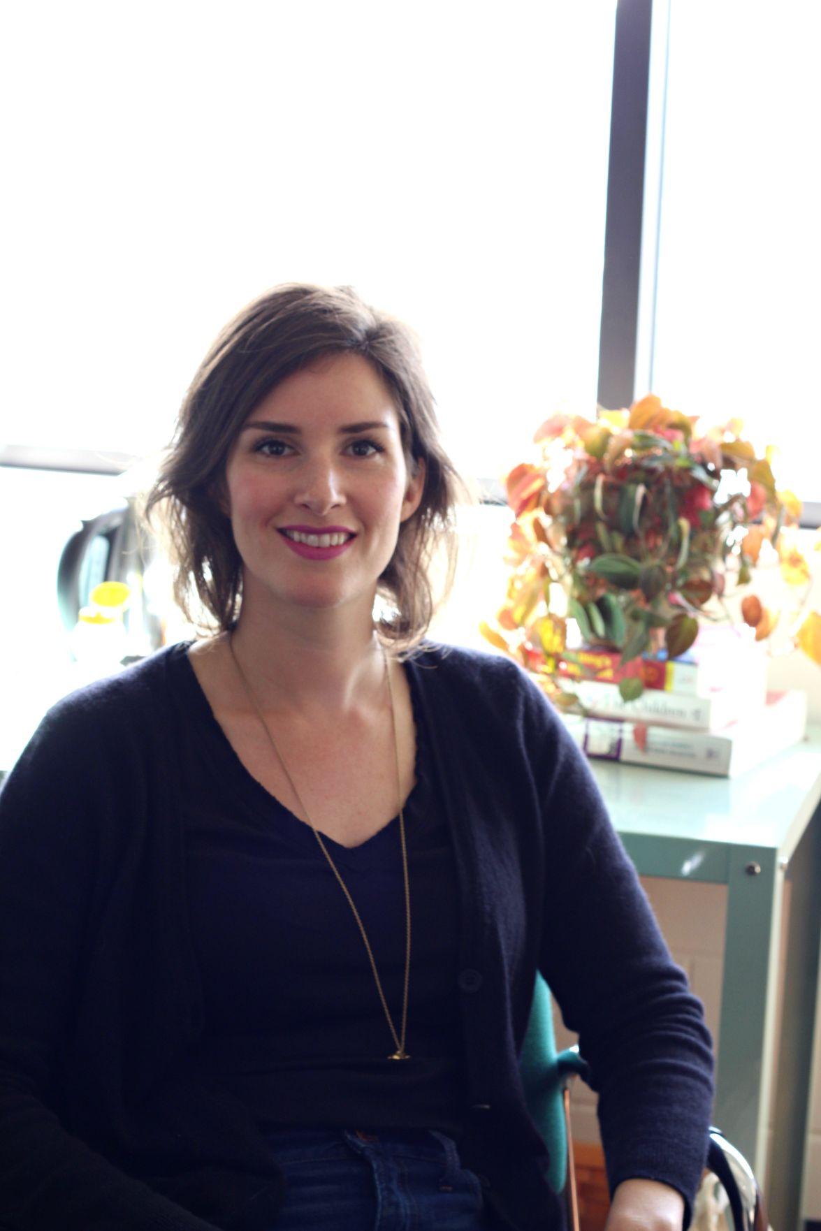 Kelly Jakes, WSU professor
