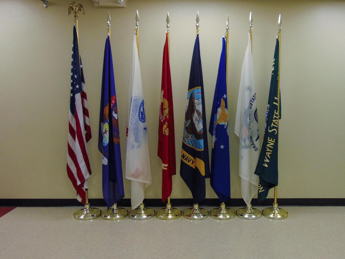 Veteran's Center in the Student Center