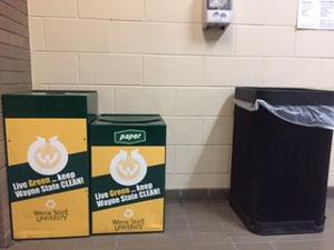 Wayne State encourages going green in residential areas