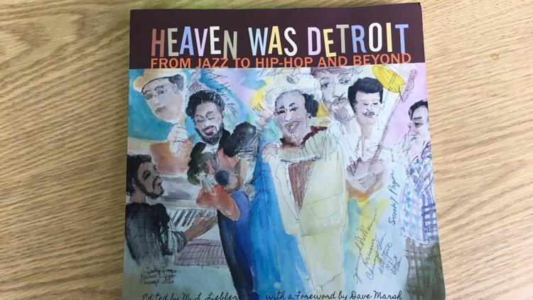 A sneak peak inside Professor Liebler's book, Heaven Was Detroit