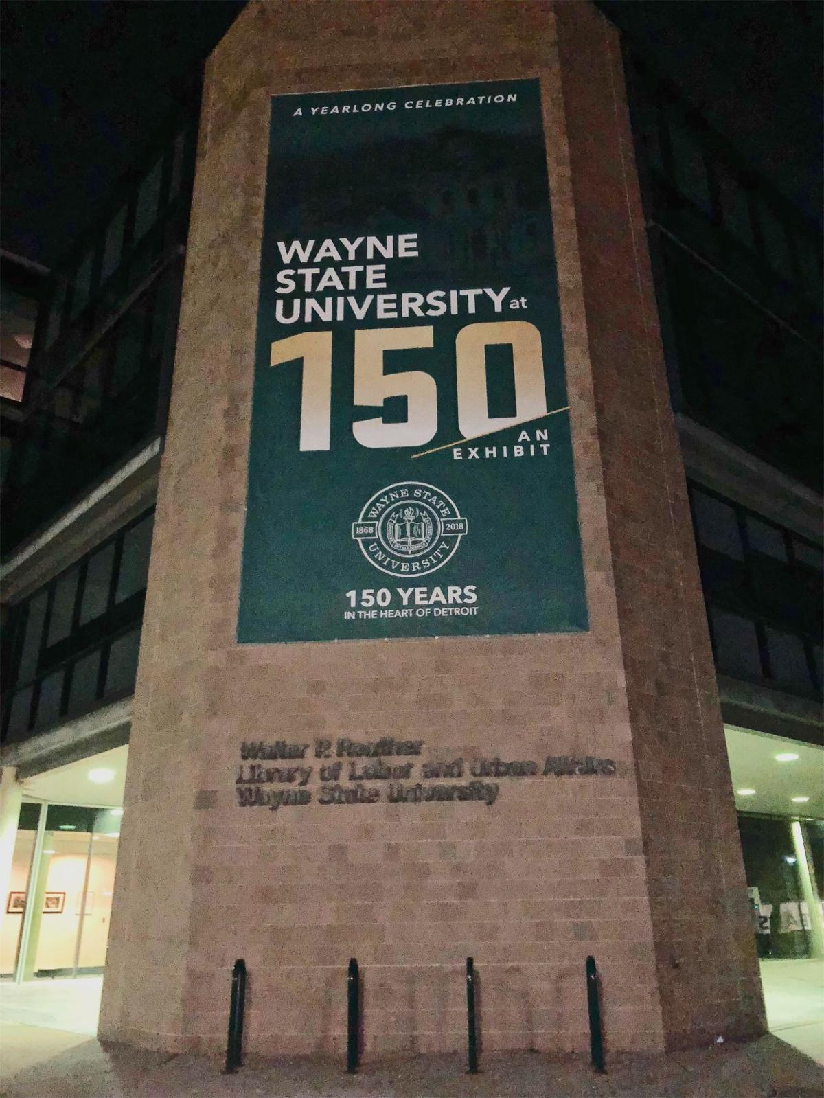 """""""Detroit is important to Wayne State, and Wayne State is important to Detroit,"""""""