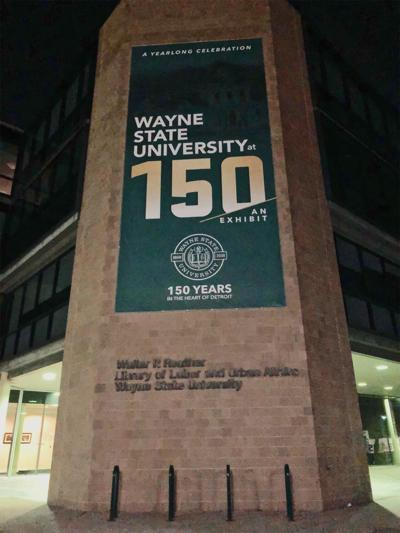 """Detroit is important to Wayne State, and Wayne State is important to Detroit,"""