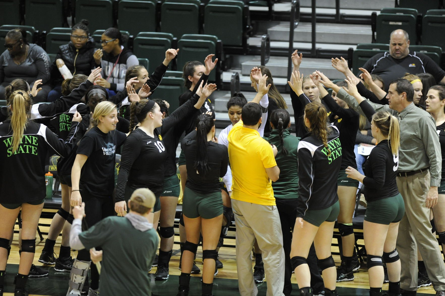 WSU volleyball on the hunt for third consecutive postseason appearance