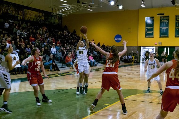 Women's Basketball vs Ferris State