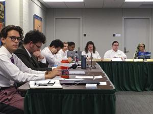 New general education proposal presented to Student Senate