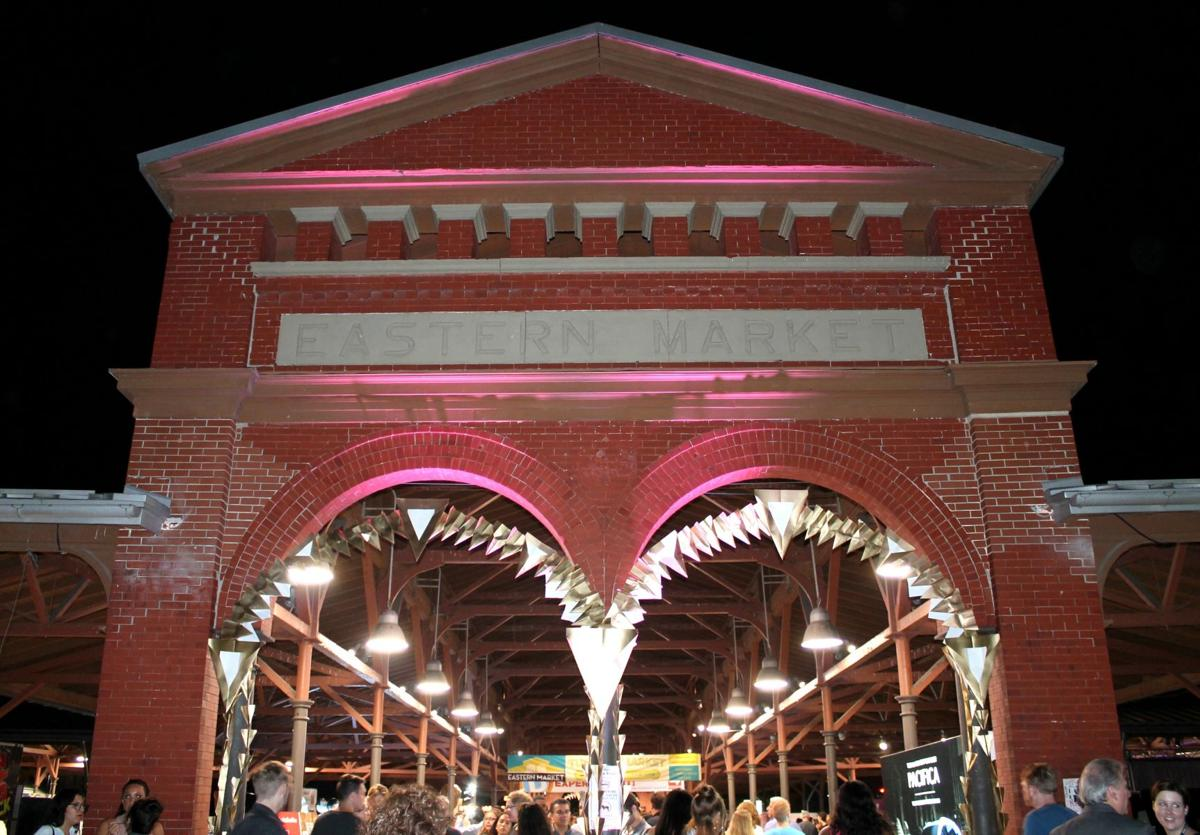 Eastern Market After Dark 2016