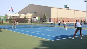 WSU women's tennis beats Ferris State