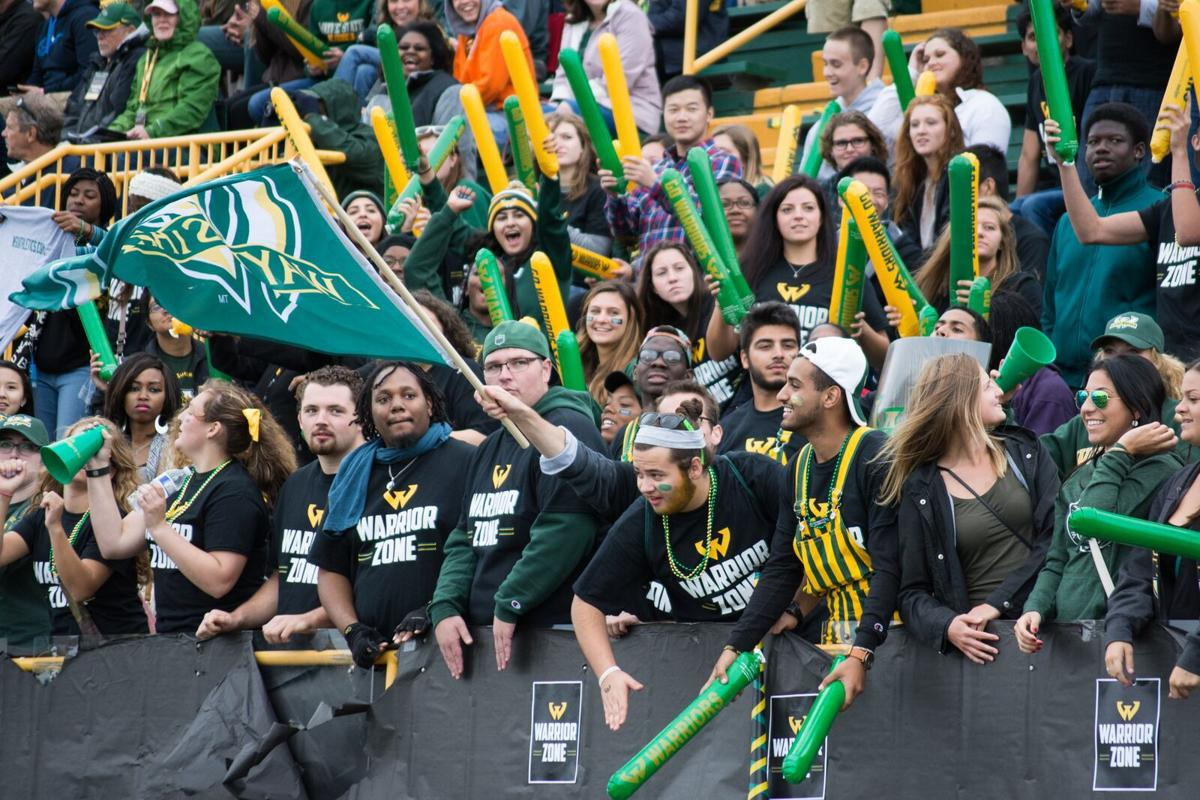 """""""[The Warrior Zone] really is time to come out and have fun. It's celebrating Wayne State, meeting people and getting involved."""""""