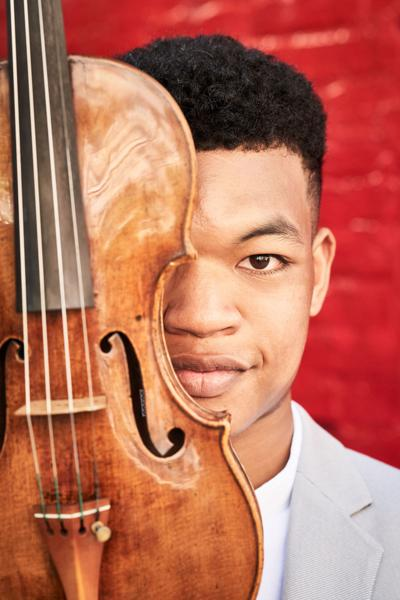 Celebrated young artist to make Detroit recital debut at WSU this week