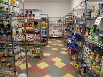 A year of impact: More than 17,000 pounds of food served by campus food pantry