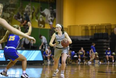 WSU women's basketball dominates the paint in opening games