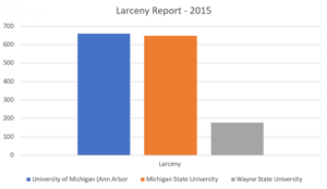 Larceny Crime Reports