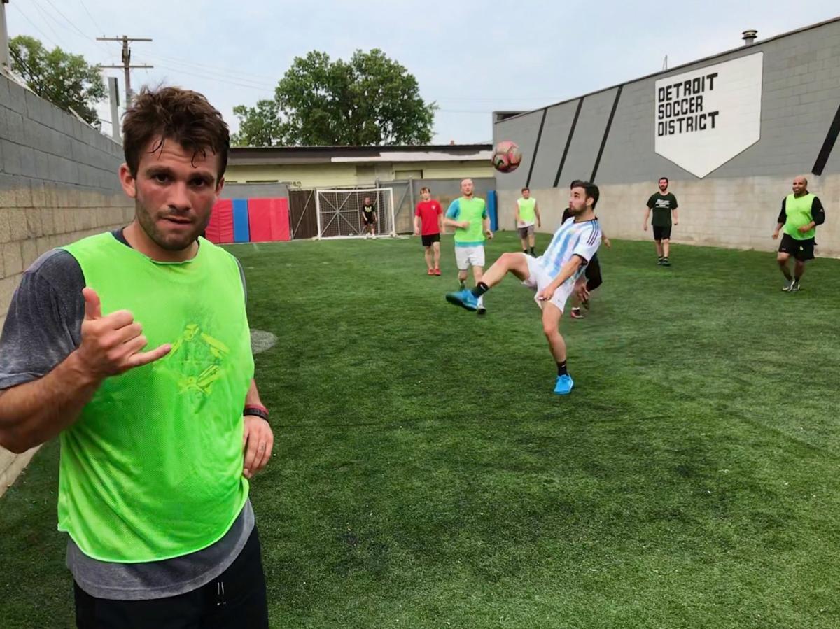 Detroit Soccer District
