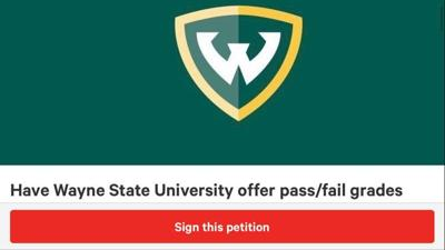 WSU implements pass/no pass option for fall 2020 and winter 2021 undergraduate courses