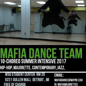 Mafia dance team looks forward to future impact in Detroit