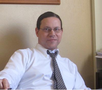 CAPS Director Jeffrey Kuentzel