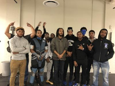 WSU Phi Beta Sigma hosts third annual poetry slam
