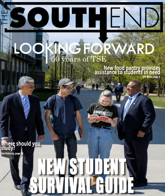 Summer 2017 New Student Survival Guide print edition