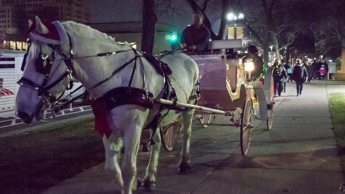 Noel Night brought a wide variety of festivities to midtown Detroit.