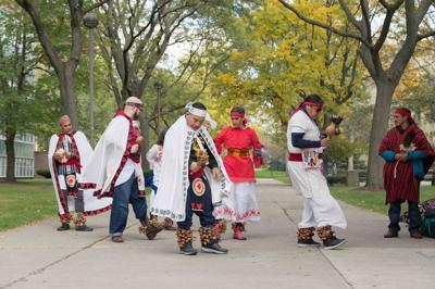 WSU celebrates Native American Heritage Month
