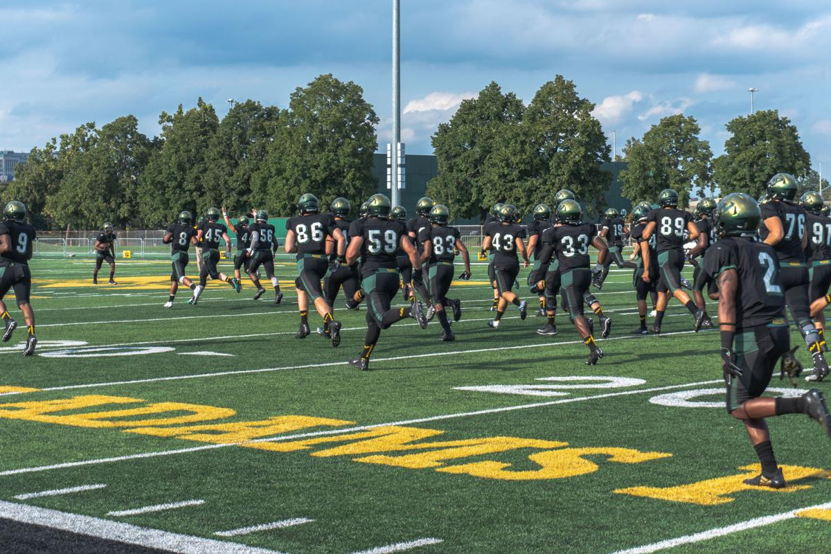 WSU football aims to rebound from loss versus Ashland