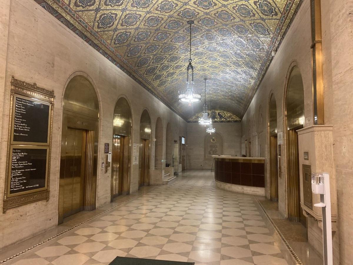 Maccabees lobby