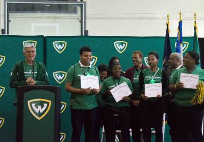 Whitmer: WSU's free tuition pledge 'an incredible gift'