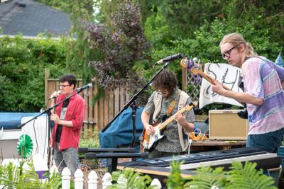 Local bands hold concert fundraiser