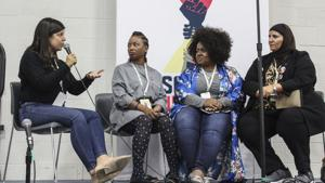 Women's Convention brings thousands of women to Cobo Hall