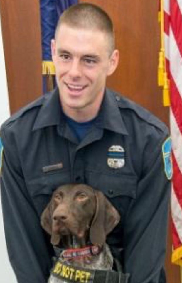 Wayne State Police Sgt. Collin Rose