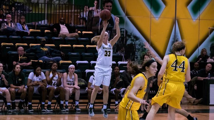 Womens' Basketball vs MTU