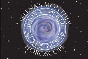 Monthly horoscopes by Selena: May