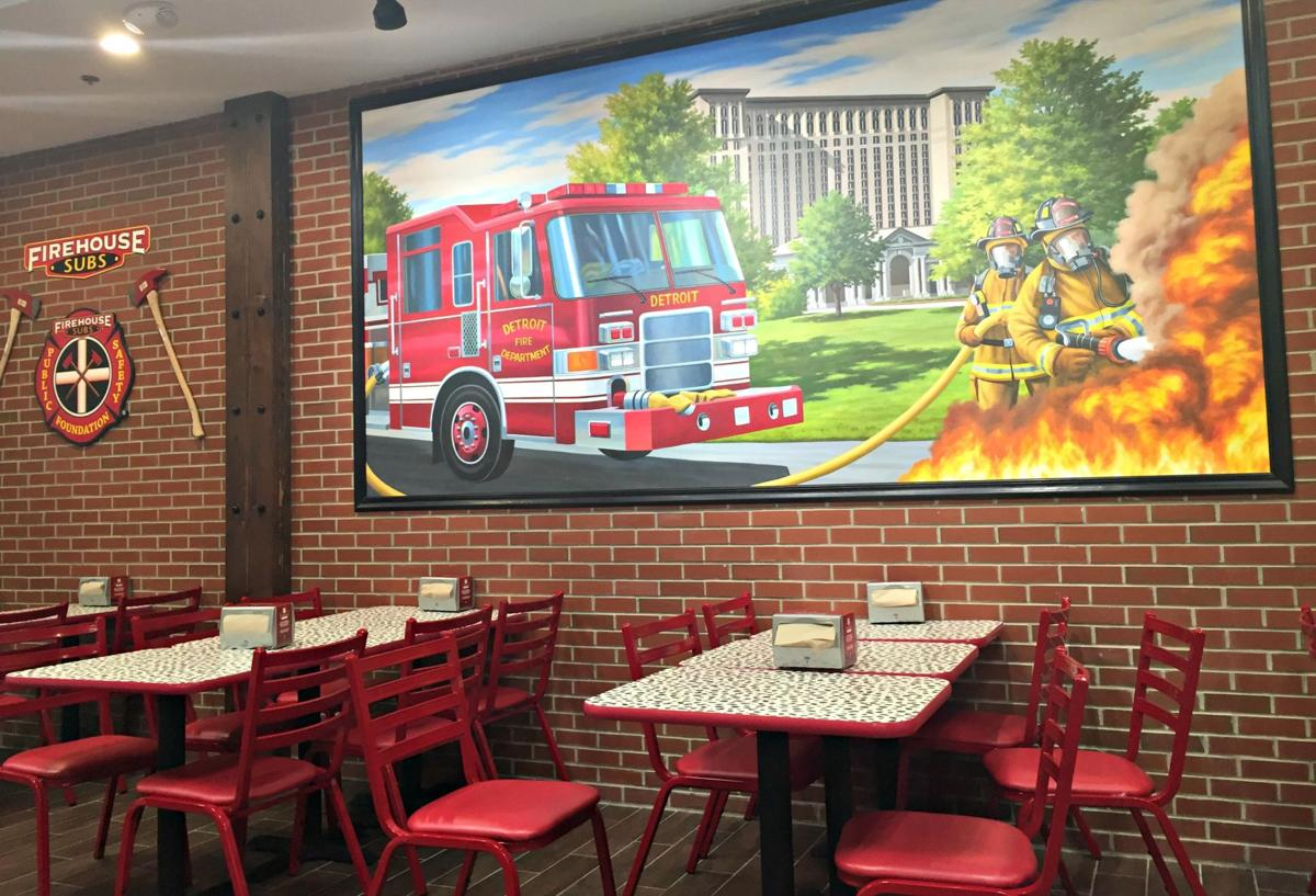 """In comparison to other sandwich stores in the area, Firehouse is simply better,"""