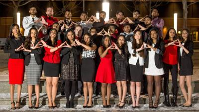 """""""Our goal is to unite students of all pre-health fields so that we can support one another in our endeavors and provide the rest of the WSU student population with opportunities and events that cater to the various pre-health track needs,"""""""