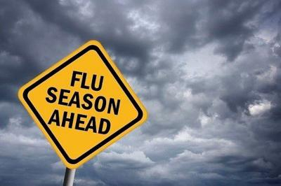 Don't Let the Flu Catch You