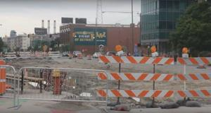 A look into the M-1 Rail construction