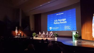 Council on Foreign Relations visits WSU ahead of 2020 Election