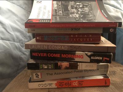 TSE staff favorites: Books to read during quarantine