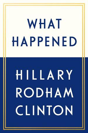 Both parts inspiring and shocking, the book dissects what really occurred before and during the election, as well as what Clinton believes should happen in the future.