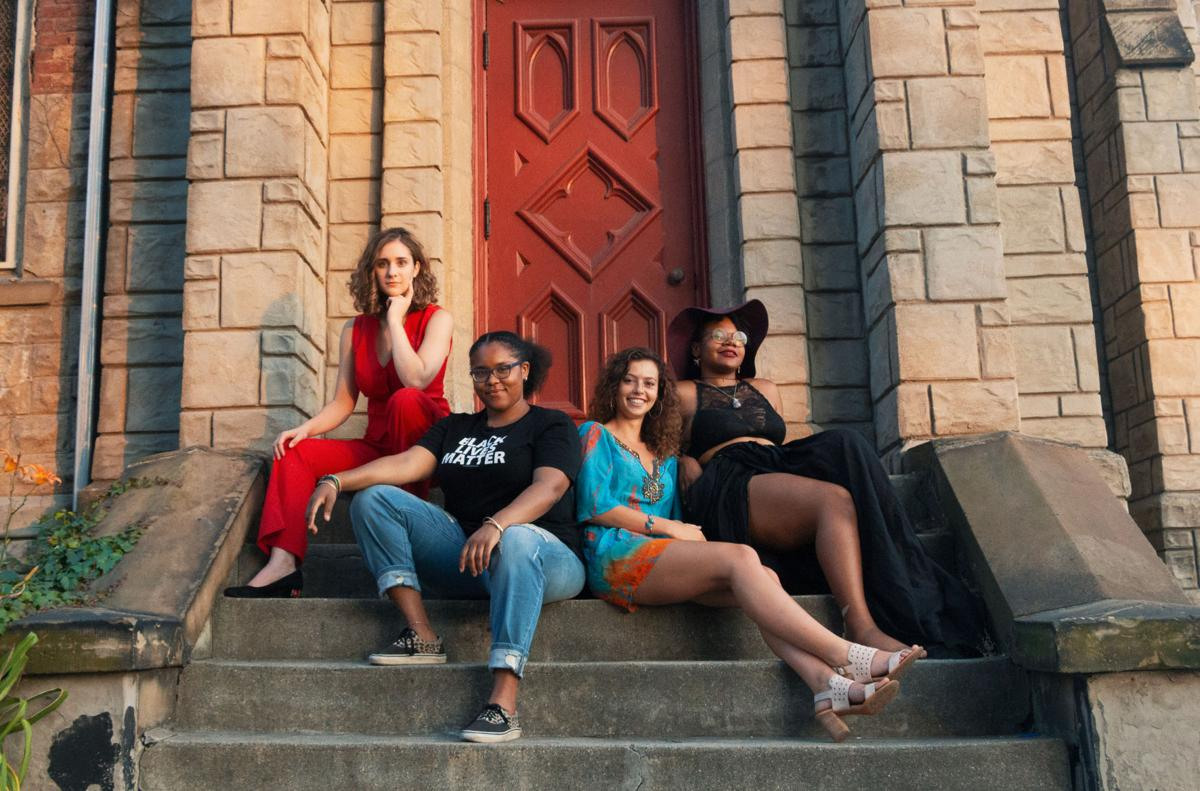 WSU grads empower women by giving #MeToo a spot on stage