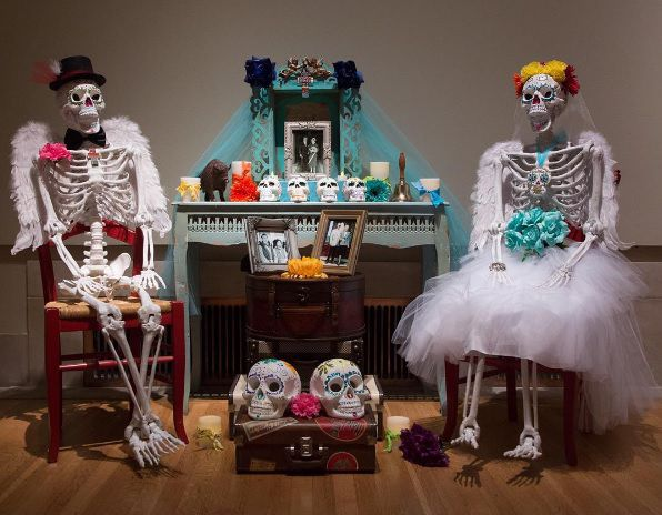 """""""The Day of the Dead is one of the most important and ancient traditions of the Mexican people,"""""""