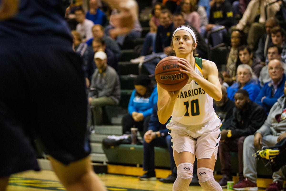 The loss dashed WSU's hopes of grabbing an at-large bid for the NCAA Tournament as Wayne State finished the year with a record of 19-8.
