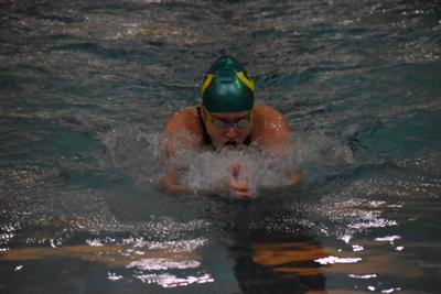 Swimming & Diving wraps up GLIAC Championships with many standout performances