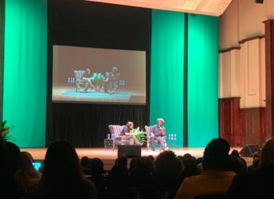Comedian W. Kamau Bell honors MLK at WSU's annual tribute