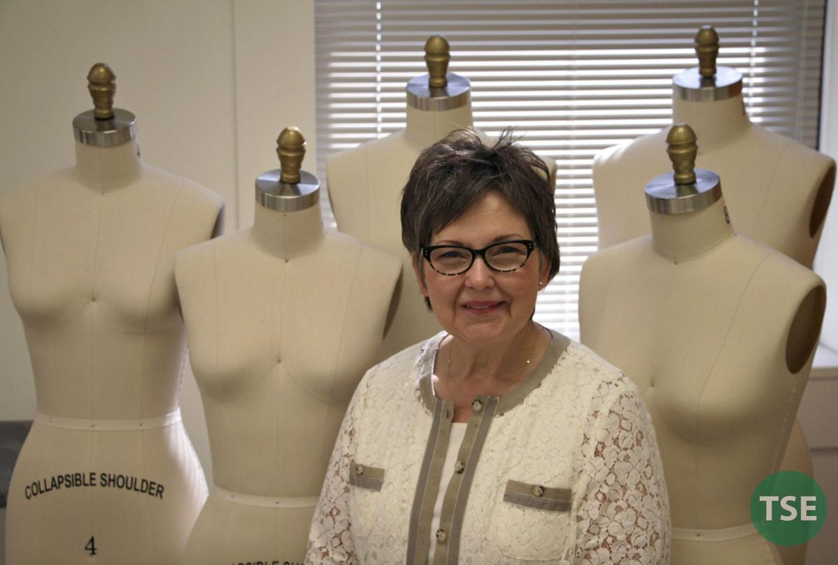 """For every garment I create, the three elements of design I evaluate for specific body types are silhouette, the outline or shape of the design; proportion, the relationship of all the parts or sections on the body and fit, the proper size and desired fit on the body,"""