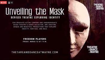 Students explore 'self-discovery' in second 'Unveiling the Mask' performance