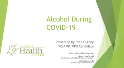 'An unprecedented time': COVID-19 pandemic intensifies substance abuse concerns