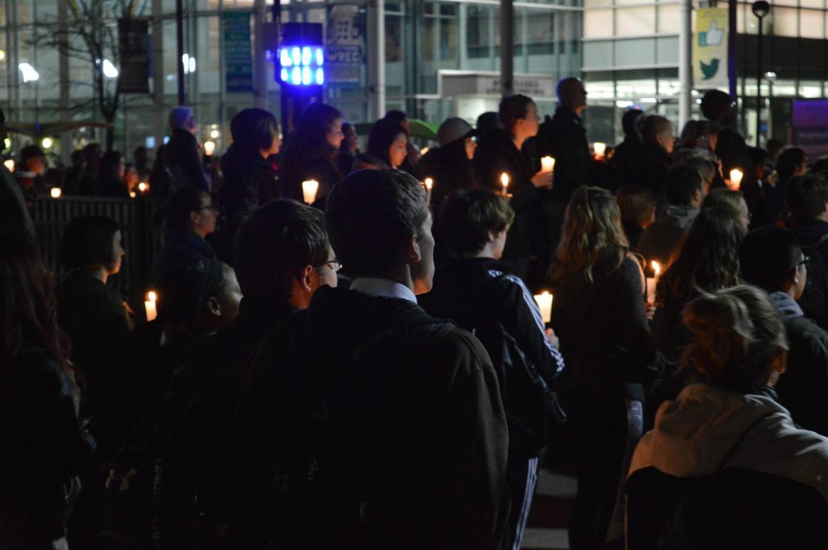 Nov. 29 candlelight vigil